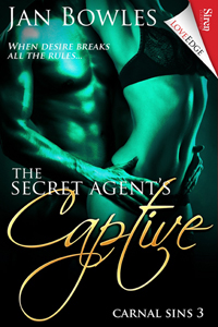 The Secret Agent's Captive