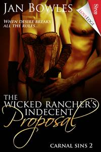 The Wicked Rancher's Indecent Proposal